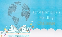 First Minister's Reading Challenge Icon